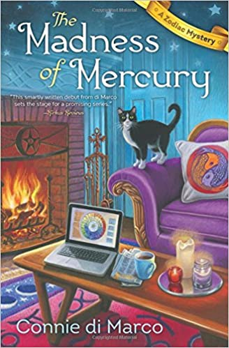 book cover: The Madness of Mercury