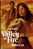 Valley of Fire, Janet Cox, 0877479852