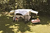 dometic screen room - Dometic 747GRN07.000 Cabana Lightweight Dome Awning - 7'