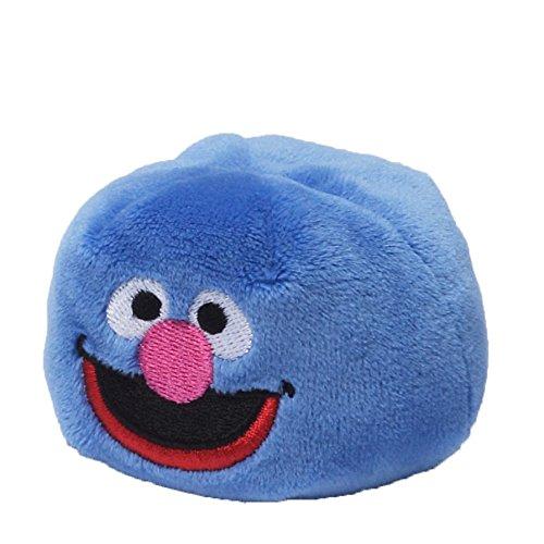 - Sesame Street 4048672 Grover Beanbag Pal Plush