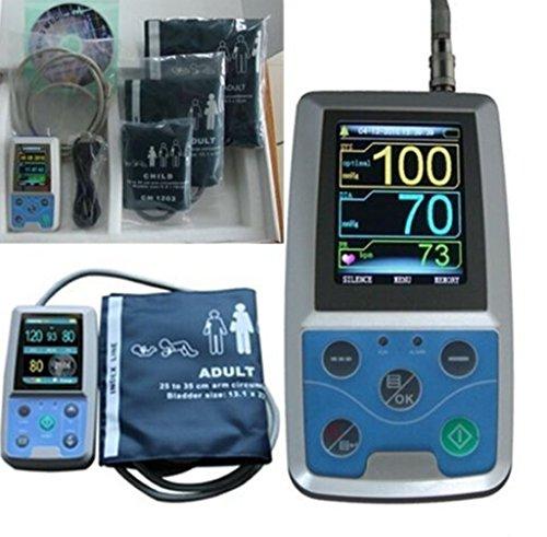 Ambulatory Monitors ABPM CONTEC Ambulatory Blood Pressure Monitor with + Data + Continuous Port 3