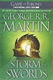 Book cover from A Storm of Swords: A Song of Ice and Fire: Book Three by George R. R. Martin