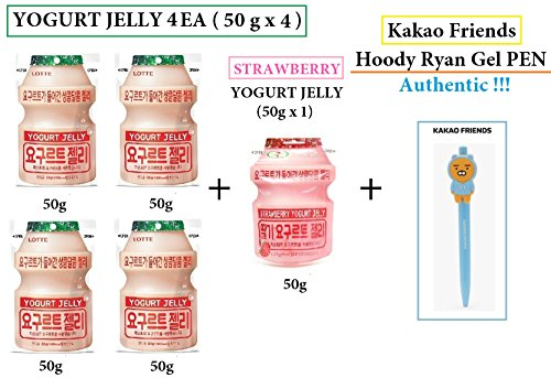 lotte-yogurt-jelly-50g-x-4-strawberry-yogurt-jelly-50g-x-1-kakao-friends-authentic-hoody-ryan-gel-pe