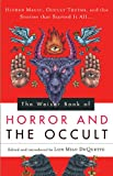 The Weiser Book of Horror and the Occult, , 1578635721
