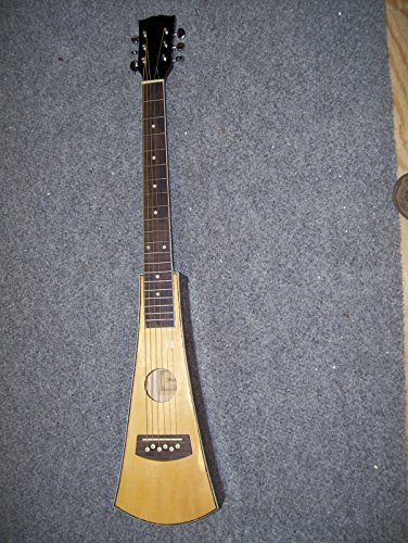 Steel String Backpacker Travel Guitar