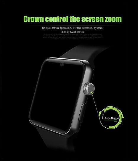 Smart Watch Bluetooth Recordatorio Inteligente Pareja Silicone Watch IP67 Pulsera De Salud Resistente Al Agua Control