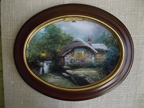 Thomas Kinkade Collector Plate - 2