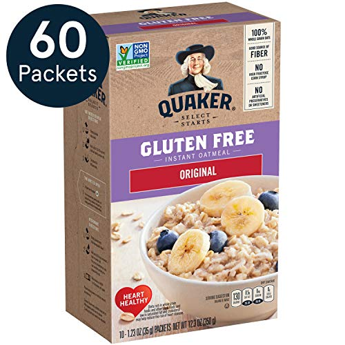 Instant Oatmeals