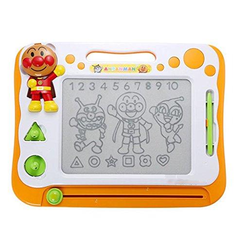 かわいい赤ちゃん子供の描画ボードスタイリッシュな磁気書き込みボードおもちゃペイントボード1–3Years Old子供の色グラフィティボードEasy to Carry
