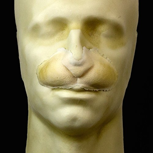 Rubber Wear Foam Latex Prosthetic - Rabbit Nose FRW-051 - Makeup and Theater FX by Rubber Wear (Image #2)