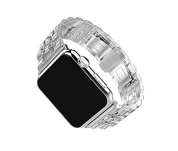 Watch Strap Home Apple Watch Correa de Reloj Metal Cadena de ...