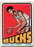 1972/73 Topps Kareem Abdul-Jabbar Card #149 Milwaukee Bucks UCLA