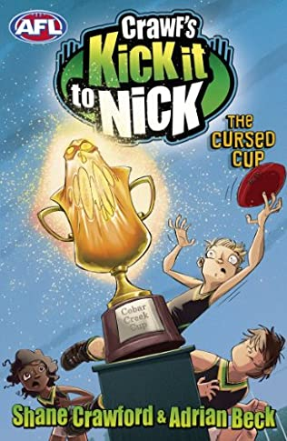 book cover of The Cursed Cup