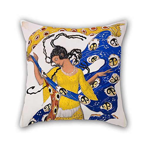Diy Priest Costume (Slimmingpiggy Pillowcover Of Oil Painting Léon Nikolaievitch Bakst - The Butterfly (Costume Design For Anna Pavlova),for Drawing Room,family,girls,bench,wedding,family 16 X 16 Inches / 40 By 40 Cm)