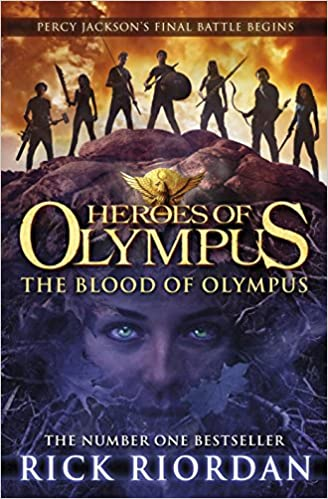 heroes of olympus review