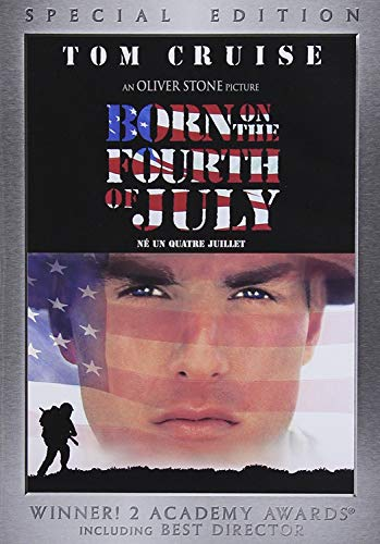 Born on the Fourth of July (Special Edition) (Tom Berenger Born On The Fourth Of July)