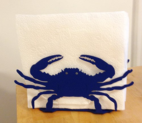 Blue-Crab-IndoorOutdoor-Napkin-Holder-Organizer-Made-in-the-USA