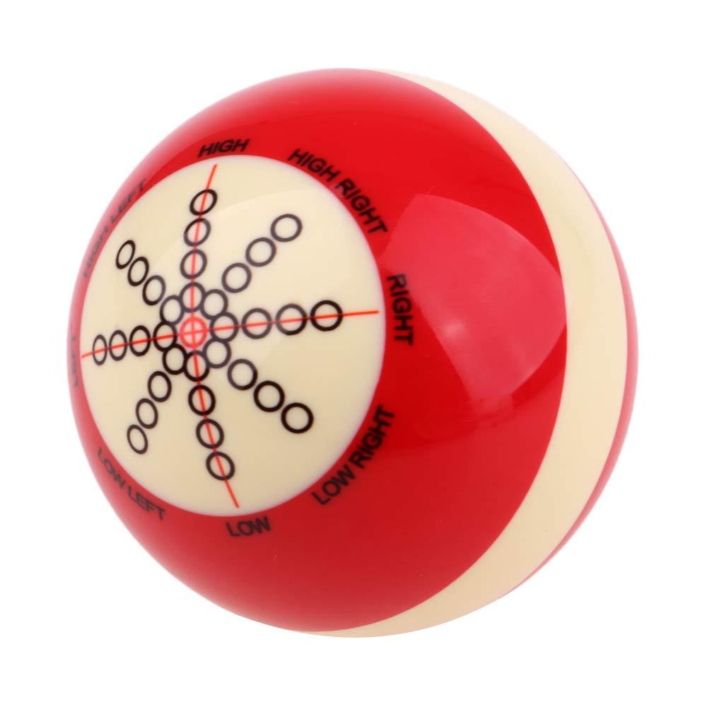 SM SunniMix Professional 2 1/4 inch Practice Cue Ball Pool Standard  Training Balls Billiard Accessories Supplies
