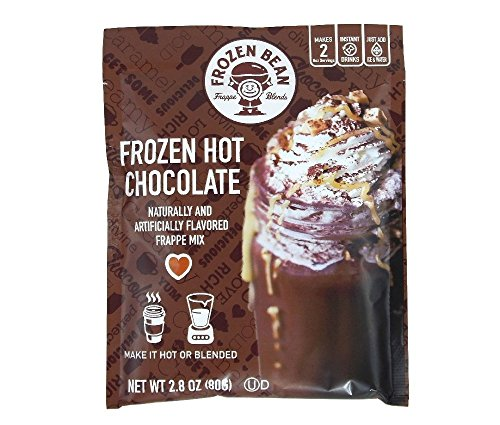 Frozen Bean Frappe Mix Frozen Hot Chocolate 4 pack
