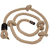 Knotted Climbing Frame Rope