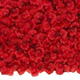 BESKIT 3000 Pieces Rose Petals Artificial Flower