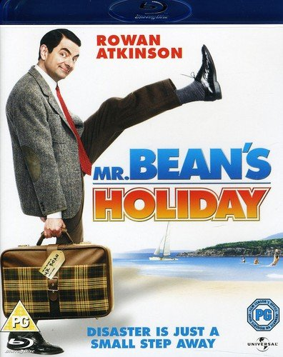 Mr Beans Holiday [Blu-ray] [Import]