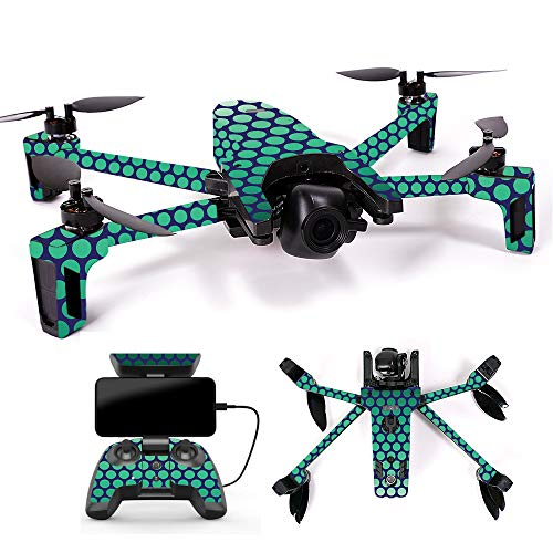MightySkins Skin for Parrot Anafi Drone – Spots | Protective, Durable, and Unique Vinyl Decal wrap Cover | Easy to Apply, Remove, and Change Styles | Made in The USA