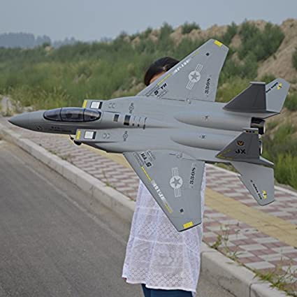 vory 1 1 Meter F15 EPO Shockproof 2 4G RC Airplane arf Remote Control rc  Eagle Hawk Type Light Fighter rtf rc Plane
