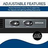 Broan-NuTone F403023 Exhaust Fan for Under Cabinet