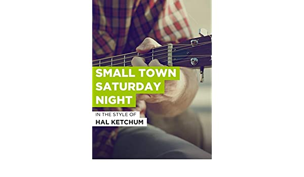watch small town saturday night prime video watch small town saturday night prime