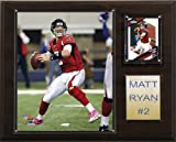 NFL Matt Ryan Atlanta Falcons Player Plaque