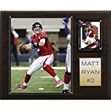 NFL Matt Ryan Atlanta Falcons Player Plaque