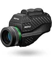 PENTAX Monocular VM 6x21 WP Easy to use with just one hand. Universal design that is ergonomically easy to operate. Bright and clear view with high contrast and excellent optical performance. Waterpro