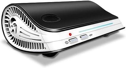 Purificador Inteligente Del Aire Del Coche, Extractor Del Humo Del Purificador Del Aire Del Coche Del USB, Purificador Portátil Del Aire Del Hogar, Mini Purificador Del Aire Del Desodorante De La Esterilización,: