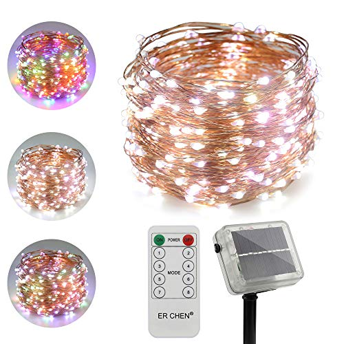 Solar Powered Outdoor Colour Changing Party Led Lights