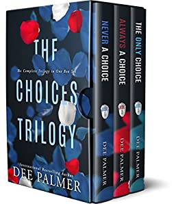 Choices Trilogy Explicit romantic mystery ebook product image