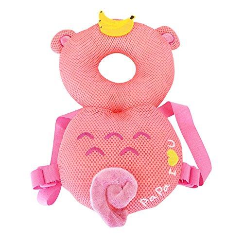 BABY HEADGUARD PROTECTOR (PINK) - 3