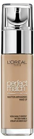 L'Oréal Paris Perfect Match in 5D/5W Golden Sand