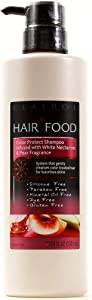 Hair Food Color Protect Infused with White Nectarine & Pear Fragrance 17.9 oz (SHAMPOO)