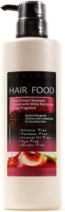 The Best Hair Food Nectarine