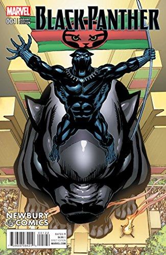 Black Panther #1 Newbury Comics Neal Adams Exclusive Variant Cover - Exclusive Variant Cover
