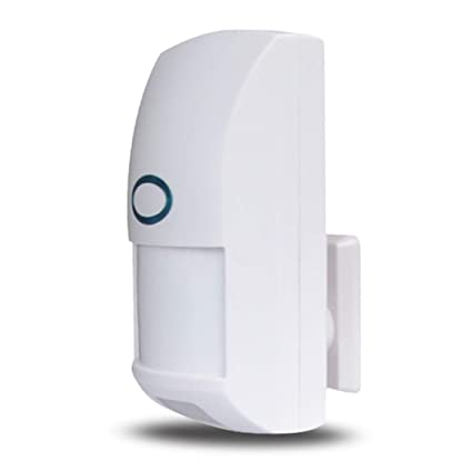 CT60-433 Inalámbrico Anti-mascota Detector Infrarrojo Sonda Sensor de Cuerpo Humano Pet Inmune