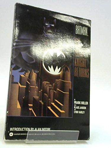 Batman: The Dark Knight Returns I (Autographed Bats Shop)