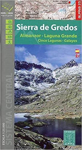 Sierra De Gredos por Editorial Alpina Alpina epub