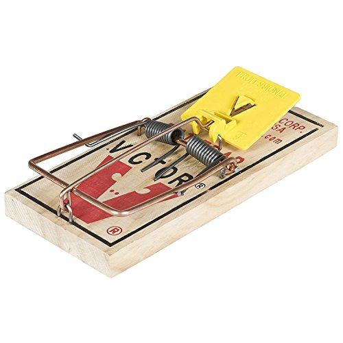 FULL CASE of Victor Easy Set Rat Trap M205 - Prebaited - Pack of 12