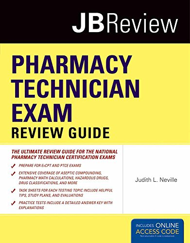 Pharmacy Technician Exam Review Guide