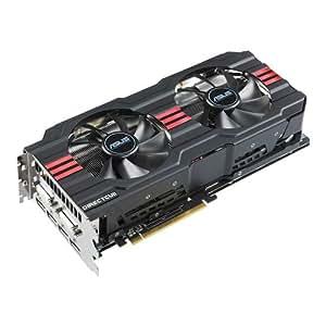 ASUS HD7970 DirectCU II 1000MHz Overclocked GPU and GPU Tweak Graphics Cards HD7970-DC2T-3GD5