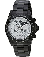 Invicta Mens Disney Limited Edition Quartz Metal and Stainless Steel Casual Watch, Color:Two Tone (Model: 24417)