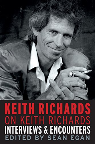 Keith Richards on Keith Richards (Musicians in their own words)
