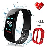 Best Activity Tracker With Heart  Monitors - Fitness Tracker, Color Screen Activity Tracker with Heart Review